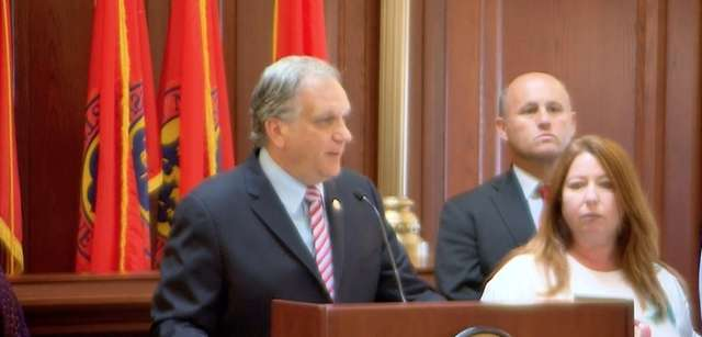 Nassau County Executive Edward Mangano announced on Friday,