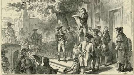 The 1777 convention, which wrote the first state