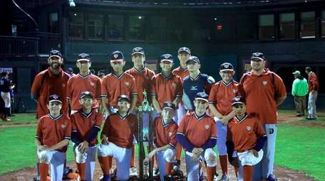 The Titans 12U team defeated Virginia Tidewater to