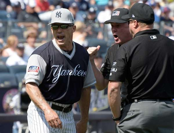 Yankees sit Judge against Indians