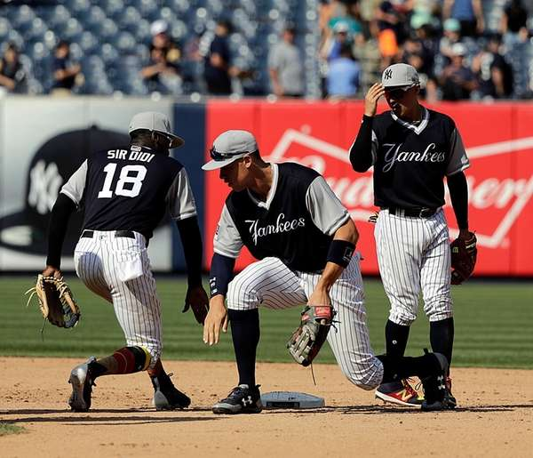 Yankees-Indians to play doubleheader Wednesday after rain out