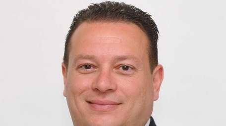 Glen Cove City Councilman Efraim Spagnoletti in a