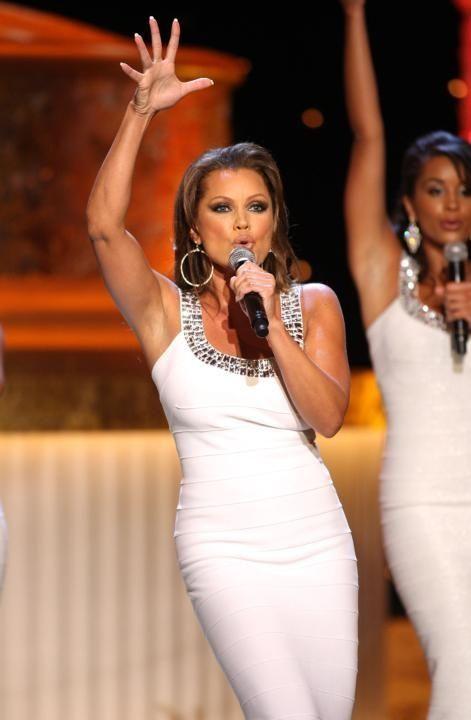 LOS ANGELES, CA - AUGUST 30: Host Vanessa