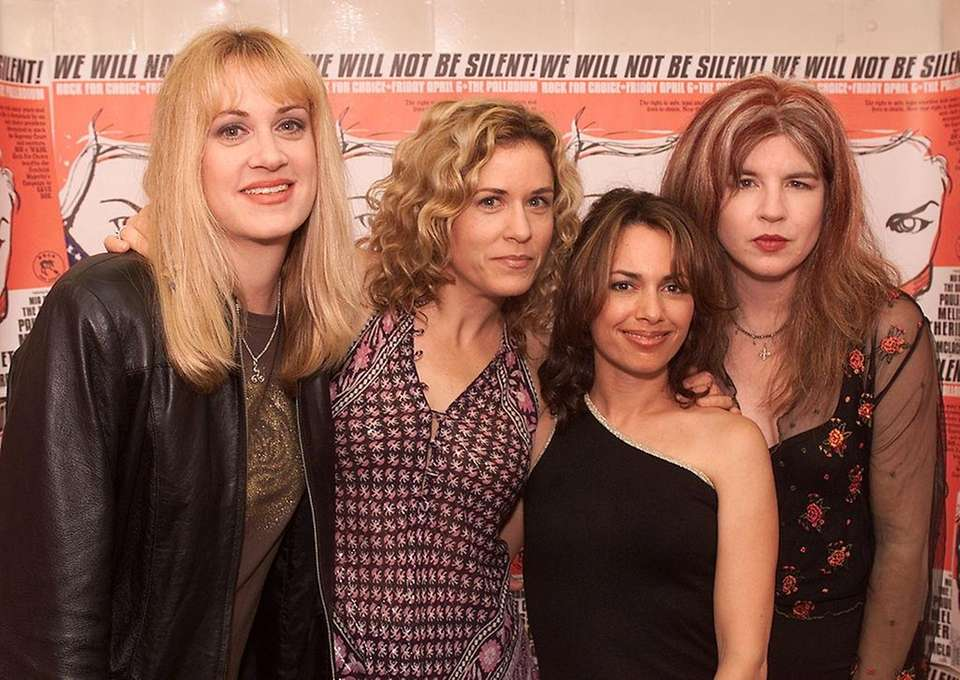 Although the Bangles released