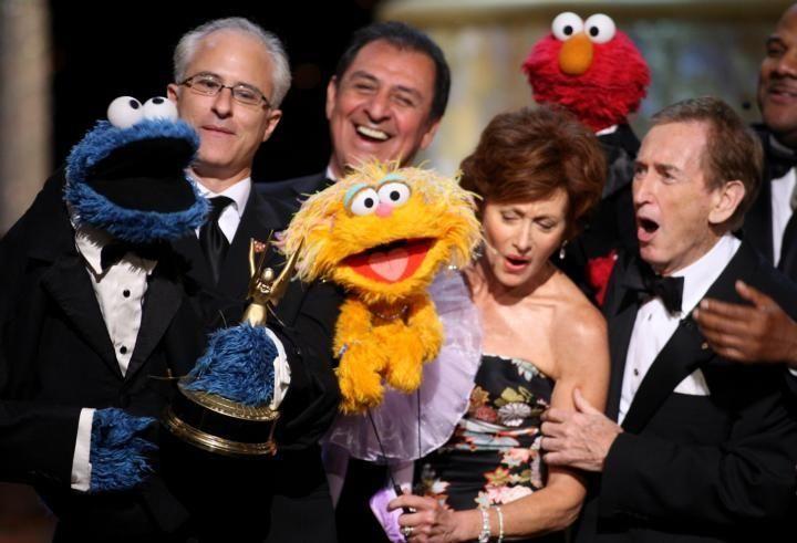 LOS ANGELES, CA - AUGUST 30: Actors/puppeteers David