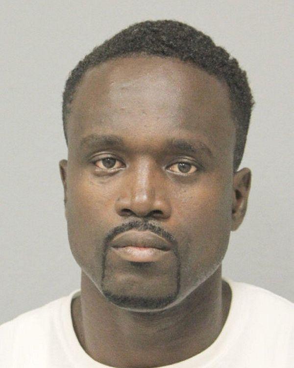 Mohamed Samkabba, of Hempstead, was arrested early Sunday,