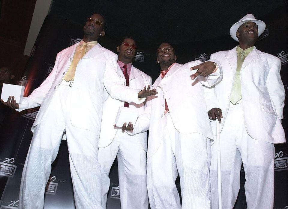 Boyz II Men's