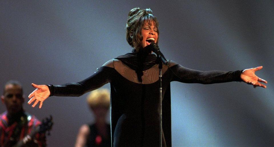 Whitney Houston's iconic hit
