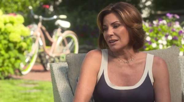 "Luann de Lesseps of Bravo's ""The Real Housewives"