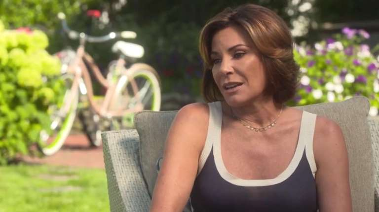 """Luann de Lesseps of Bravo's """"The Real Housewives"""