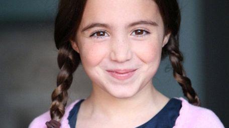 Vivienne Coletta, 10, of Malverne, is scheduled to