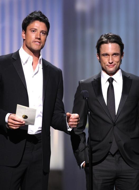 LOS ANGELES, CA - AUGUST 30: Actors James