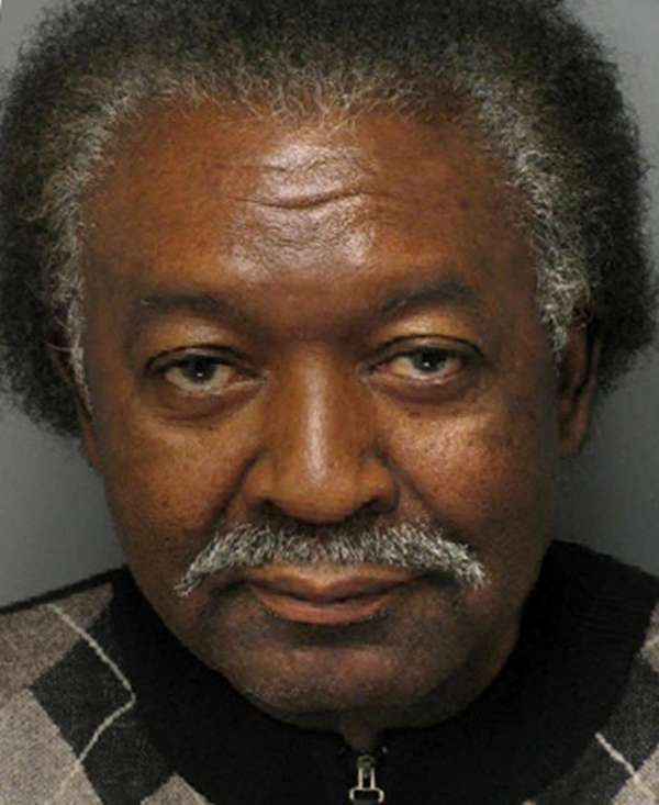 Frank McKithen, 73, of West Hempstead was arrested