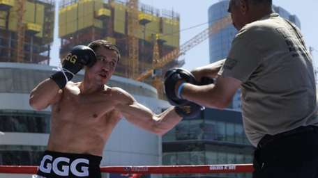 Boxer Gennady