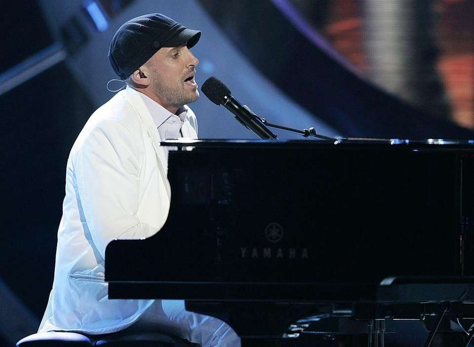 Candian singer Daniel Powter became best known for