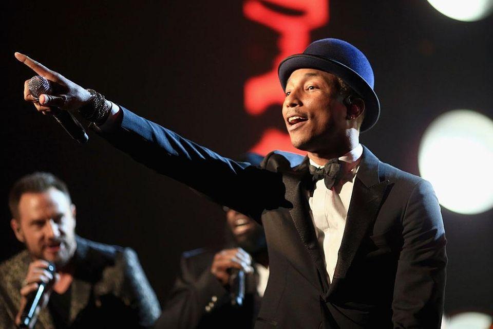 Pharrel Williams' song,