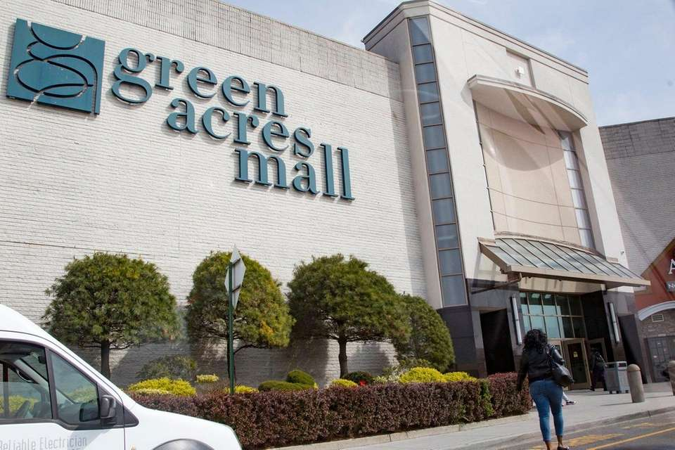 1) The Green Acres Mall in Valley Stream