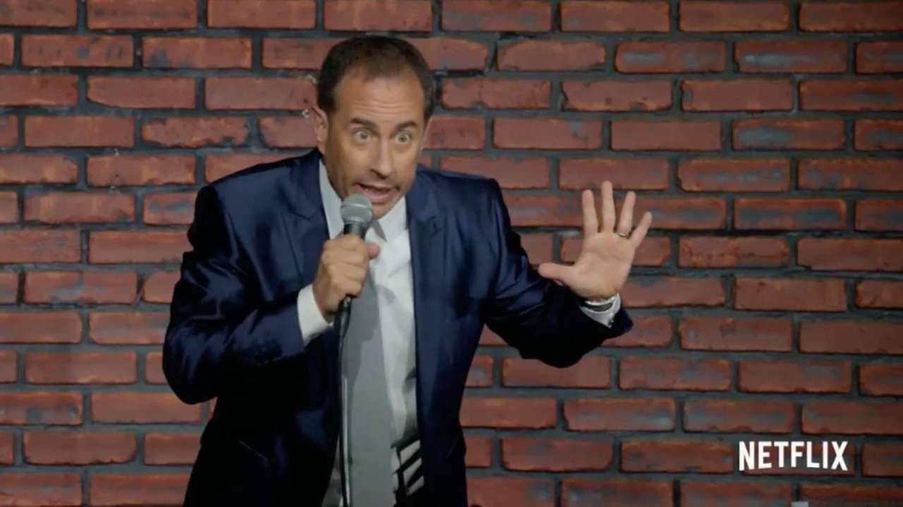 Jerry Seinfeld talks about growing up on Long