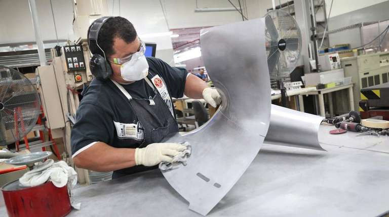 Air Industries Group, which makes military aircraft parts