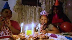 A Long Island organization, Birthday Wishes, throws birthday