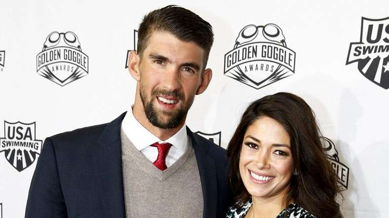 Michael and Nicole Phelps announced on Aug. 29,