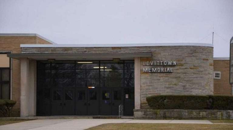 The Levittown school district will list holidays in