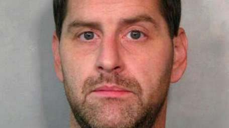 Michael Pickering, 36, of Oceanside, was arrested on