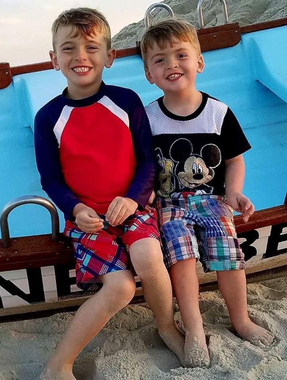 Richie & Chance Martin, Jones Beach