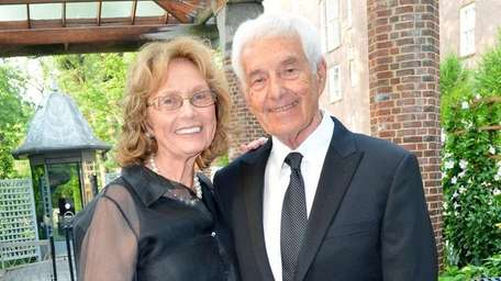 Real estate developer Donald Zucker and his wife,