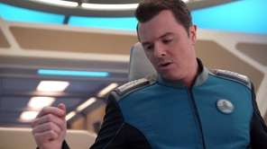 Seth MacFarlane stars in the new Fox outer