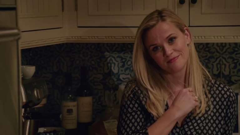 The daughter of a famous director (Reese Witherspoon)