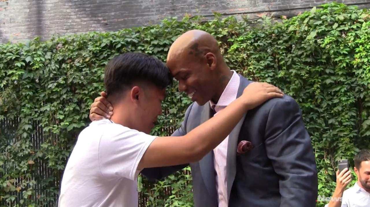 Former NBA All-Star, and three-time Chinese Basketball League