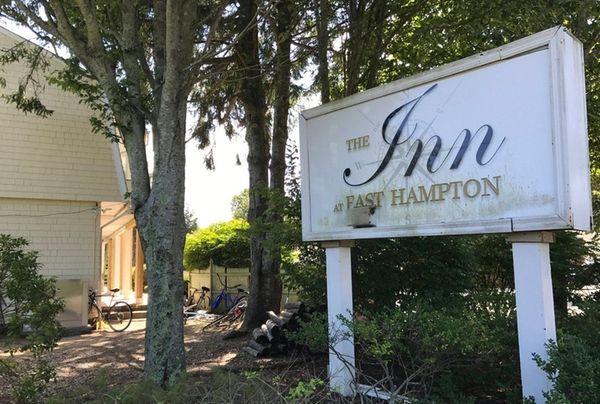 The Inn at East Hampton will undergo renovations