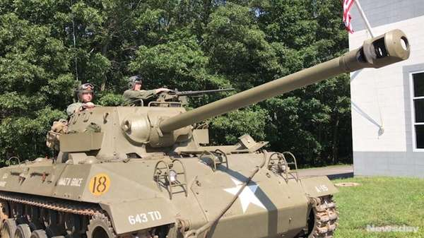 About 10,000 military artifacts are headed to the