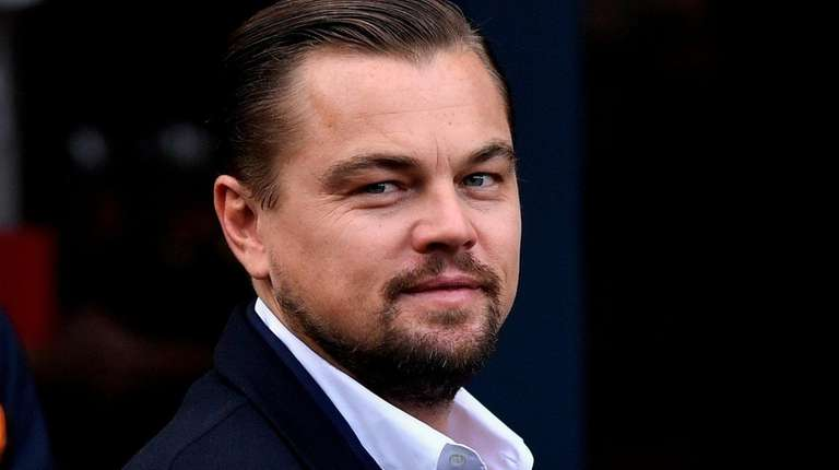 Leonardo DiCaprio joins celebrities including Sandra Bullock, Miley