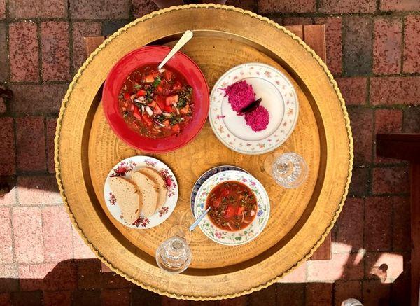 Olive Branch Cafe, a Turkish restaurant, market and