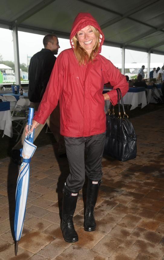 August 29- Bridgehampton:(l-r) Kelly Ripa attends the Hampton