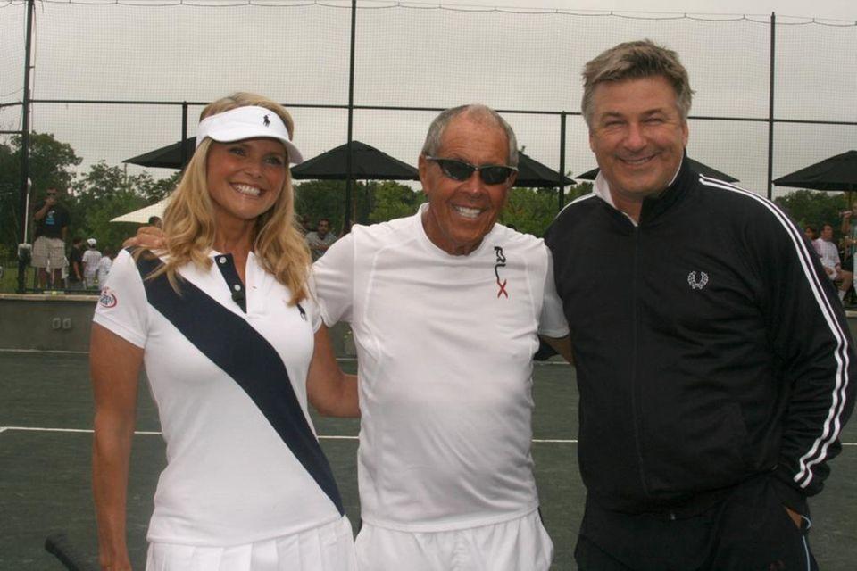 August 30, 2009 - Christie Brinkley, Nick Bollettieri