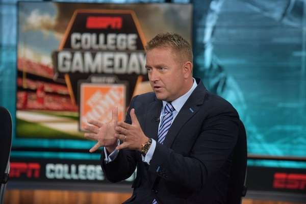 ESPN college football analyst Kirk Herbstreit on the