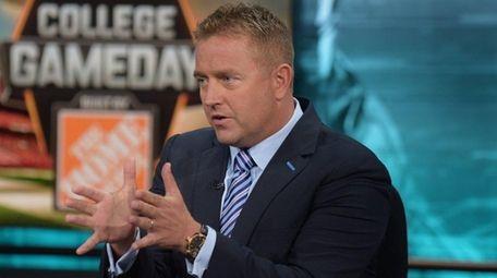 ESPN college football analyst Kirk Herbstreit on the