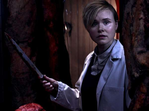 Alison Pill as Ivy Mayfair-Richards in