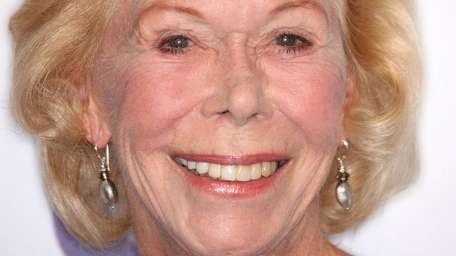 Author Louise Hay in 2009. The pioneer of