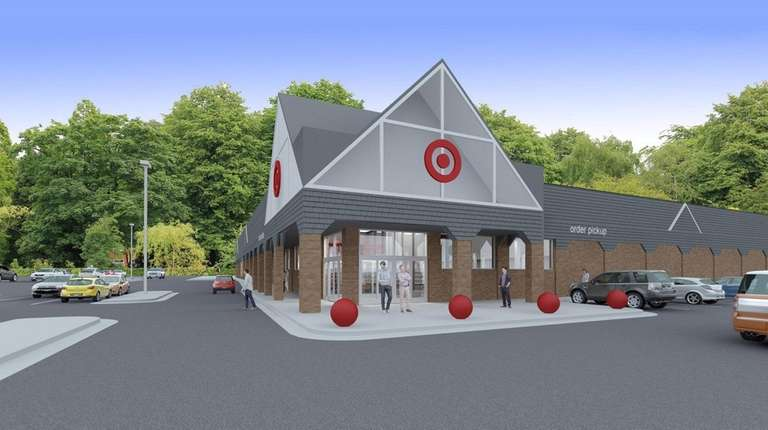 Target will open a smaller-concept store in the