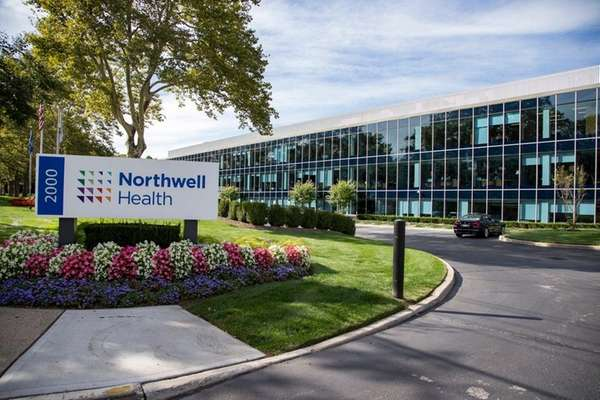 Northwell's headquarters building in Hew Hyde Park is