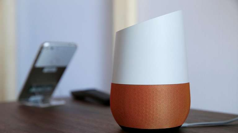 Shopping by voice through devices like Google Home