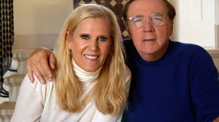 James Patterson and his wife, Susan, have written
