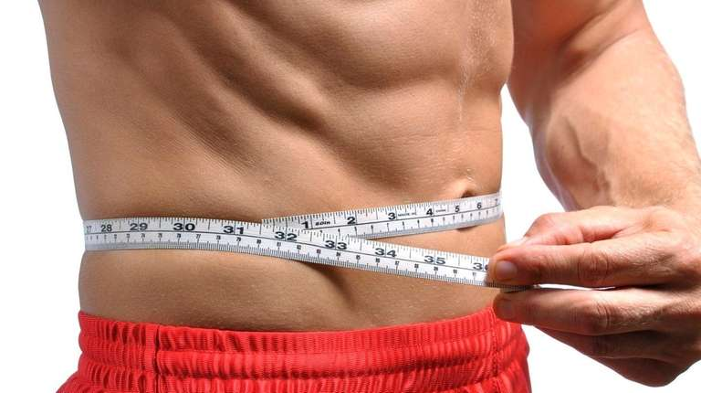 Medical guidelines recommend that men have their waist