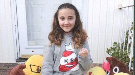 Kidsday reporter Kiara Cini likes her emojis.
