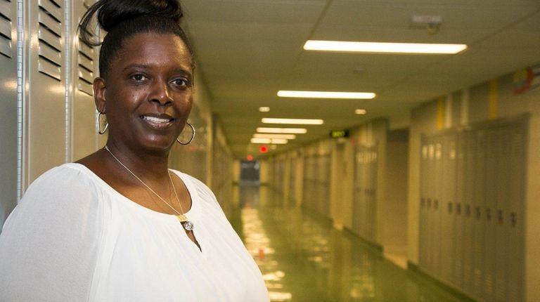 Roosevelt schools Superintendent Marnie Hazelton on Monday, Aug.