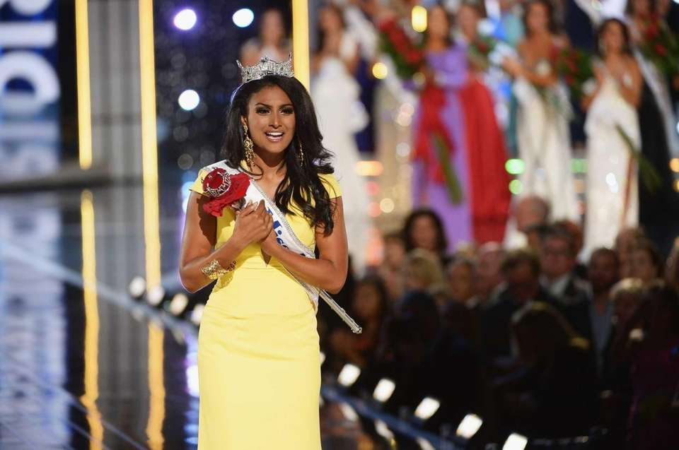 Miss America 2014 contestant Miss New York, Nina